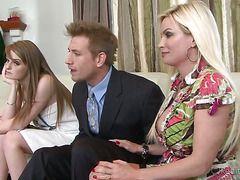 порно пара молодых с пожилыми