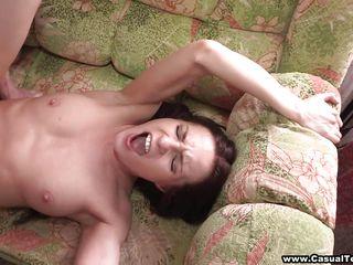 Порно видео худенькие молодые