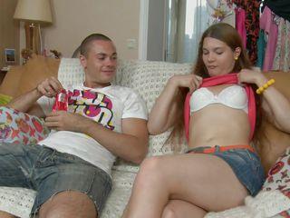 Порно видео онлайн красивые молодые