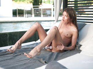 Порно звезда джина