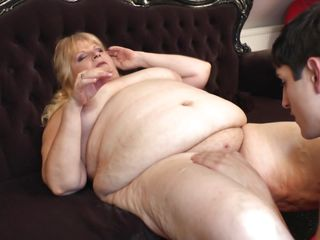 Порно старые жирные жопы