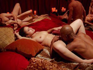 Порно подборка двойное проникновение
