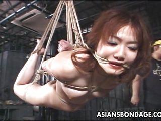 Японский порно бондаж видео