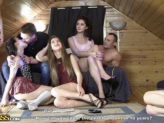 Любительское видео секса русских семейных пар