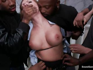 Негр в рот белого порно