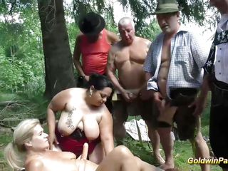 Секс втроем с бывшей