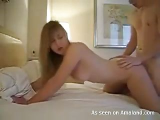Новое домашнее любительское порно