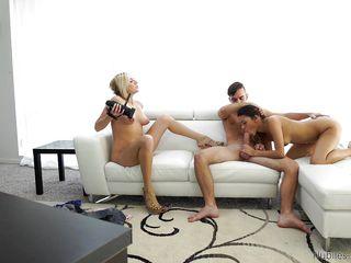 Секс кастинг чешек