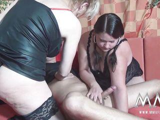 Немецкое порно дрочат