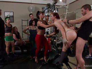 Подготовка порнозвезд