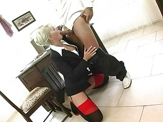 Порно онлайн нагоняй секретарше