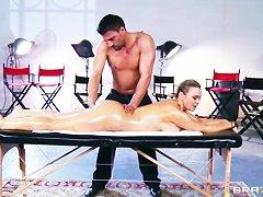 Частный эротический массаж
