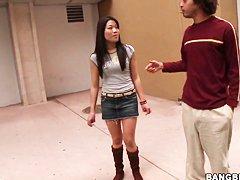 Эротическое видео азиатки
