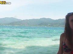 Эротика фото пляж