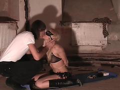 Sex порно видео очень тощие худые