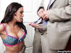 Смотреть порно хозяин домработница