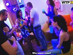 Пьяные видео вечеринки