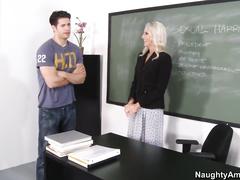 Порно учитель мулатка