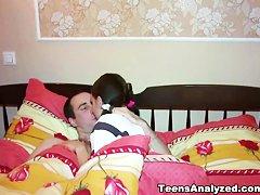 порно со спящими русскими красотками в зад