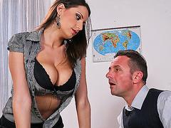 Порно огромные немецкие сиськи