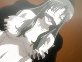Старушка аниме