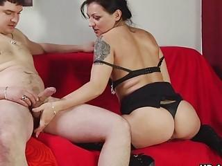 Порно 2014 зрелые дамы