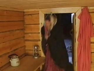 Русское соло девушки