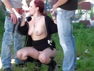 Порно фото секс публичный